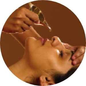 nose treatment in ayurveda hospital