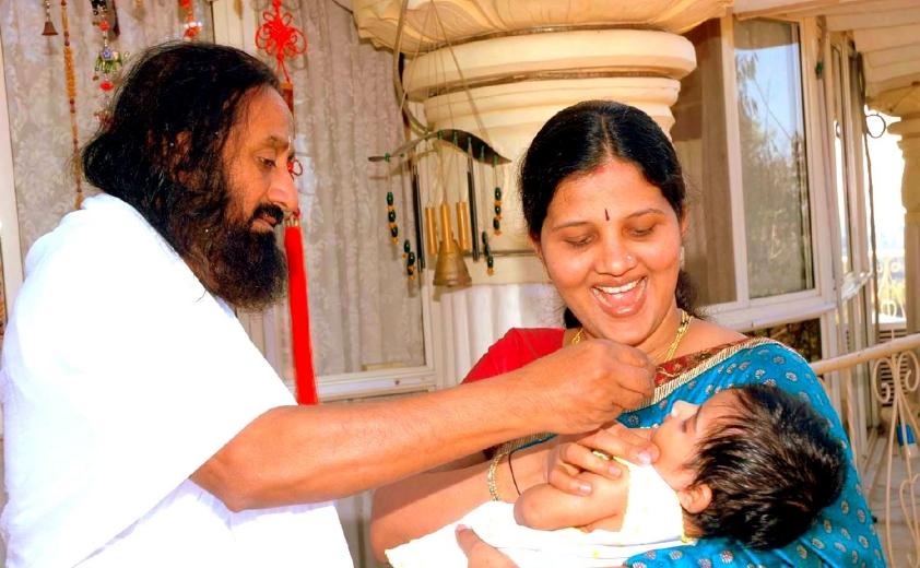 Sri Sri Suvarnaprashana art of living