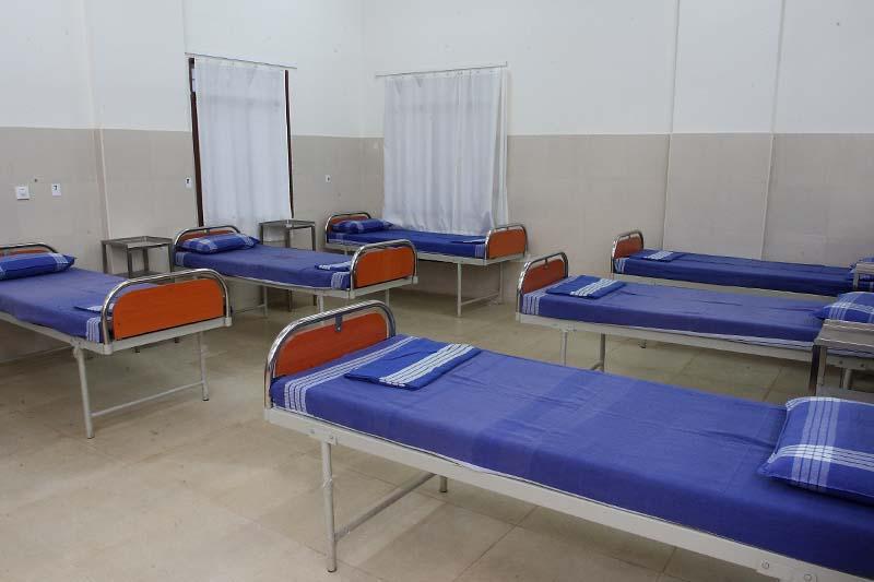 facility in sri sri ayurveda hospital 1