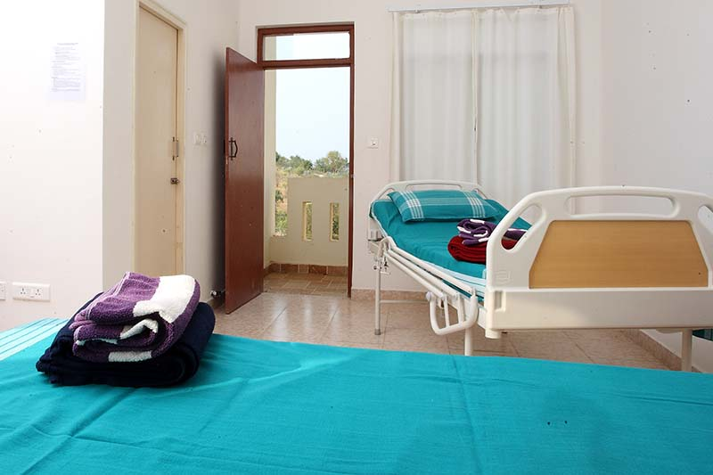 facility in sri sri ayurveda hospital 5