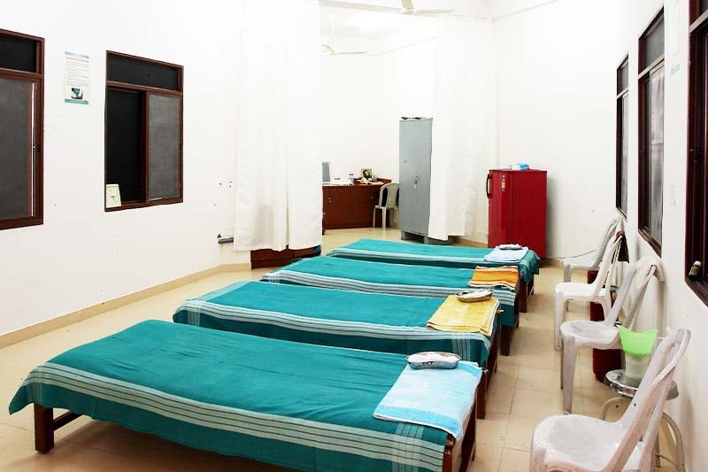 facility in sri sri ayurveda hospital 3
