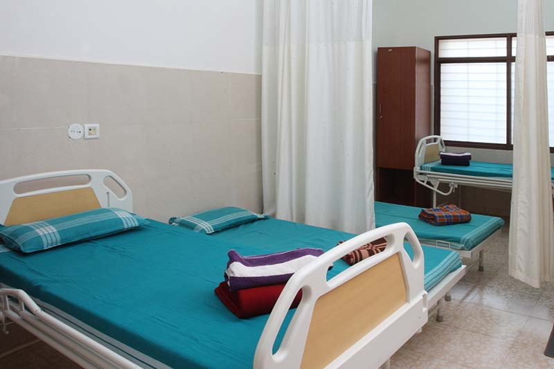 facility in sri sri ayurveda hospital 2