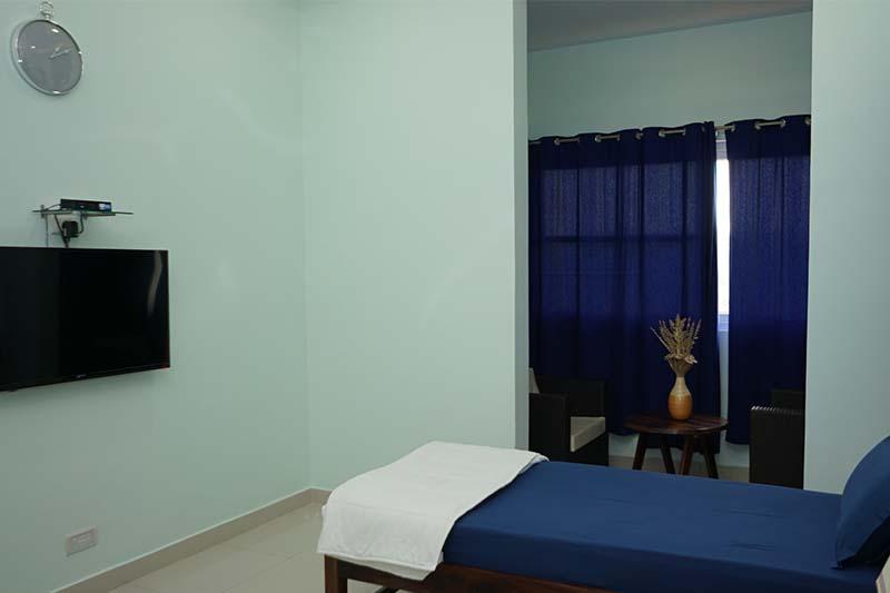 facility in sri sri ayurveda hospital 7